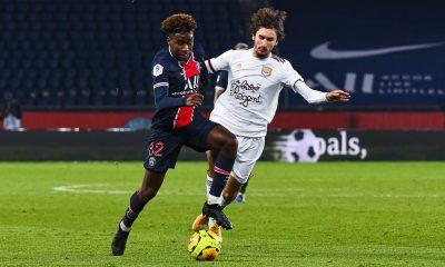 """Pembele revient sur sa première titularisation en Ligue 1 """"le coach me fait confiance."""""""
