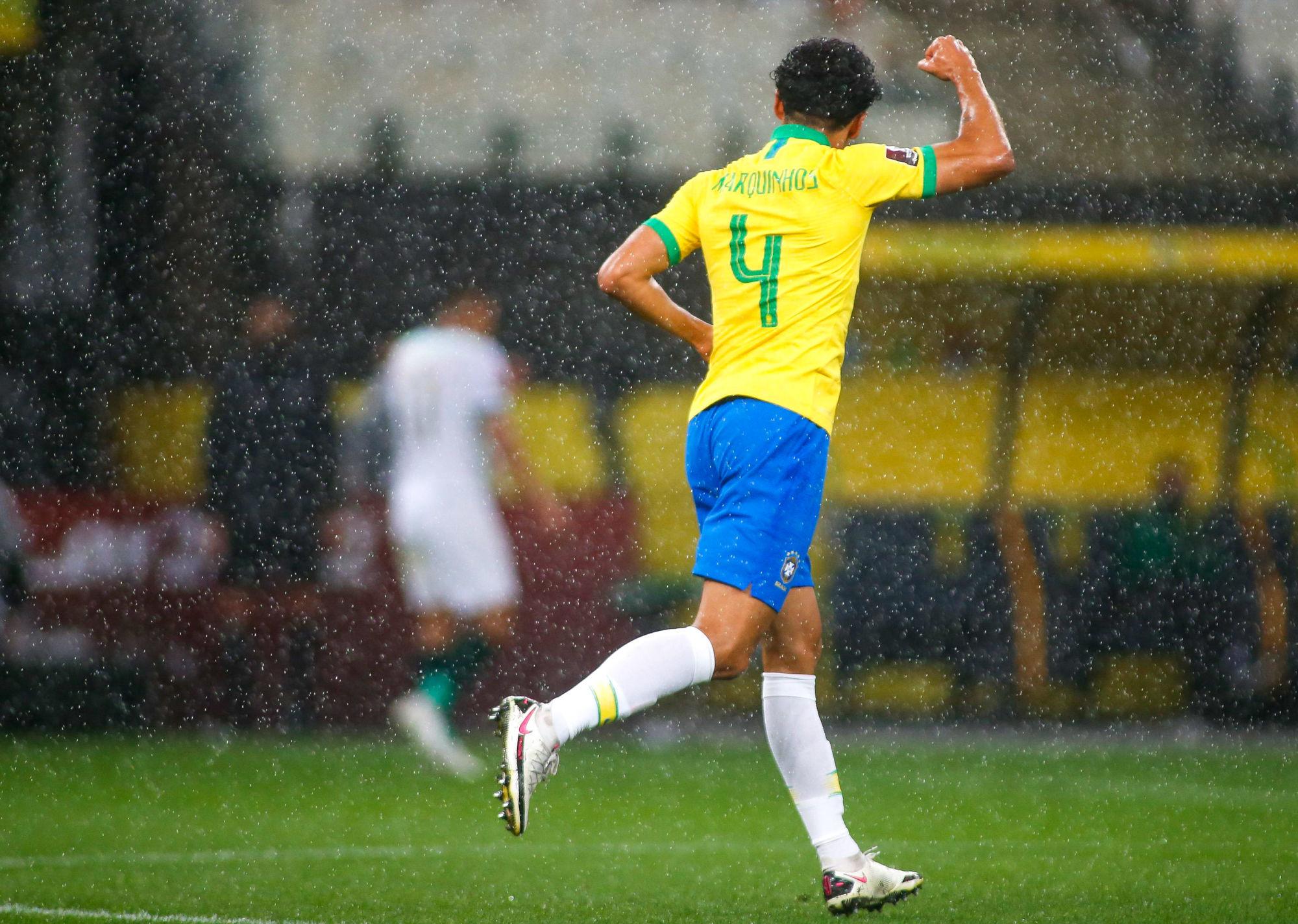 Marquinhos revient sur son parcours avec le Brésil et évoque son objectif