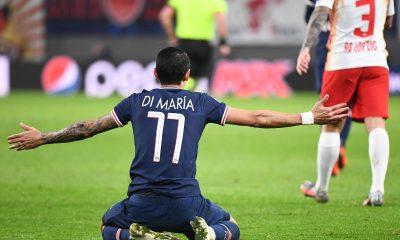 Di Maria «ne peut pas être dans le onze de départ» du PSG, selon Alonzo
