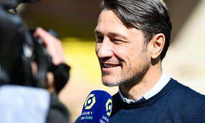 Monaco/PSG - Kovac veut essayer «de prendre des points» face au PSG