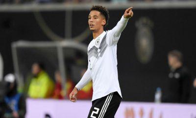 Kehrer appelé avec l'Allemagne pour la trêve de novembre, pas Draxler