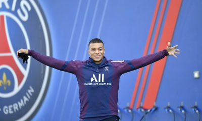 Les images du PSG ce mercredi: Victoire des internationaux Parisiens et entraînement