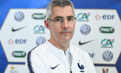 Franck Le Gall, médecin de l'Equipe de France, évoque les calendriers trop chargés