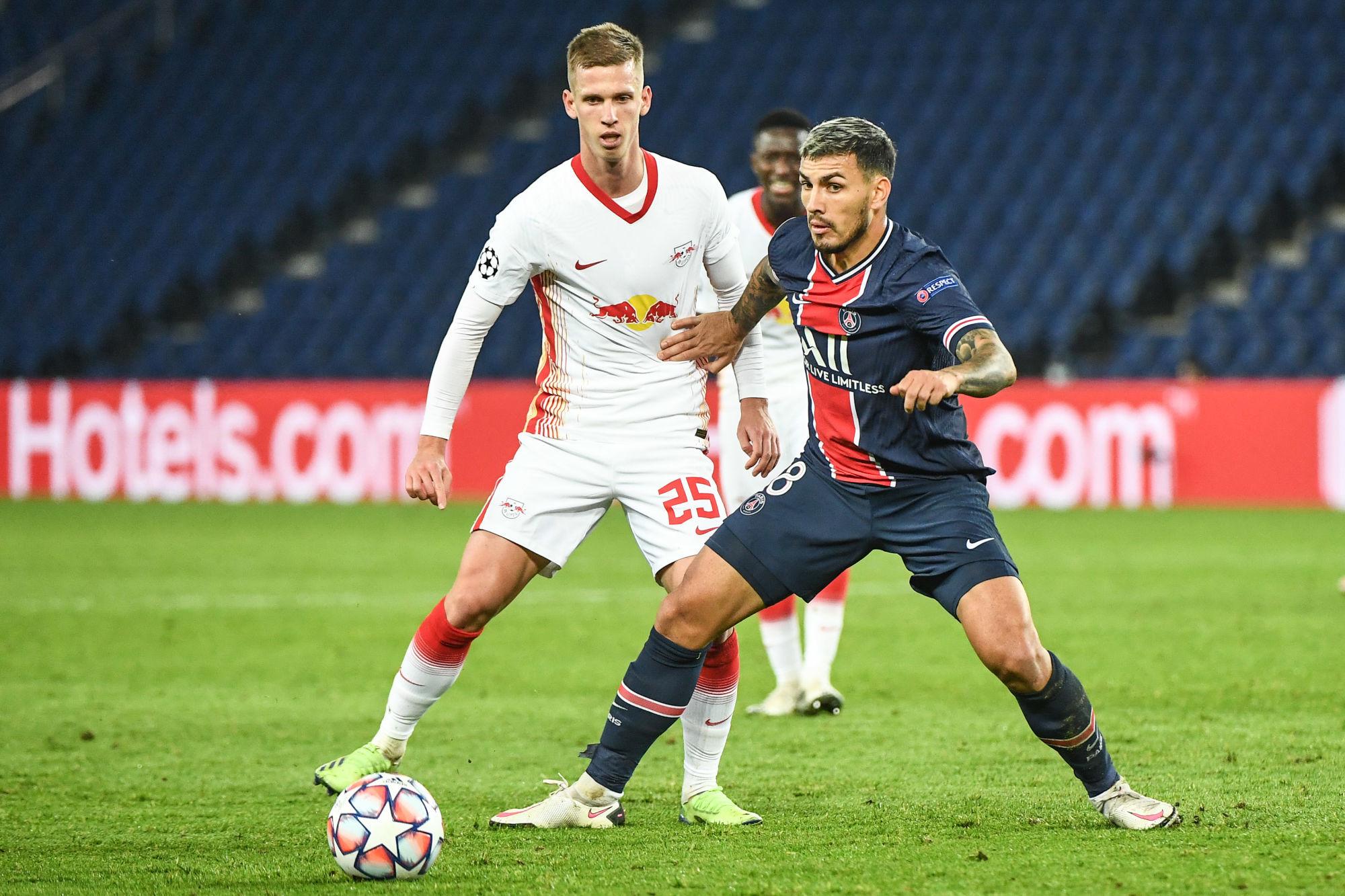 PSG/Leipzig - Paredes explique la tactique par l'état physique de l'équipe