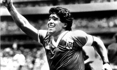 """Ligue 1 - Les joueurs formeront un """"M"""" en hommage à Maradona"""