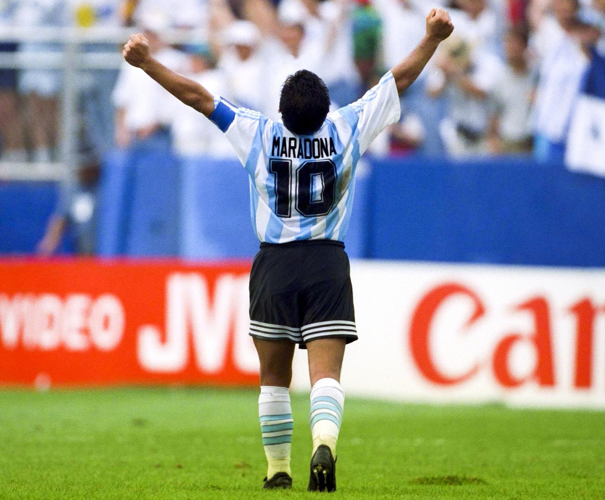 Officiel - Il y aura des hommages à Maradona en Ligue 1 et Ligue 2 ce weekend