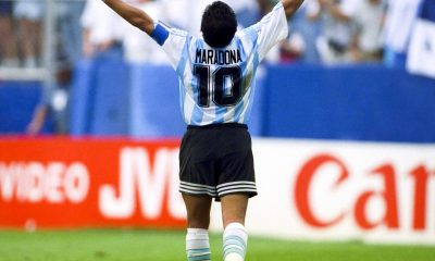"Neymar rend hommage à Maradona ""Le football remercie Diego d'avoir choisi ce sport"""