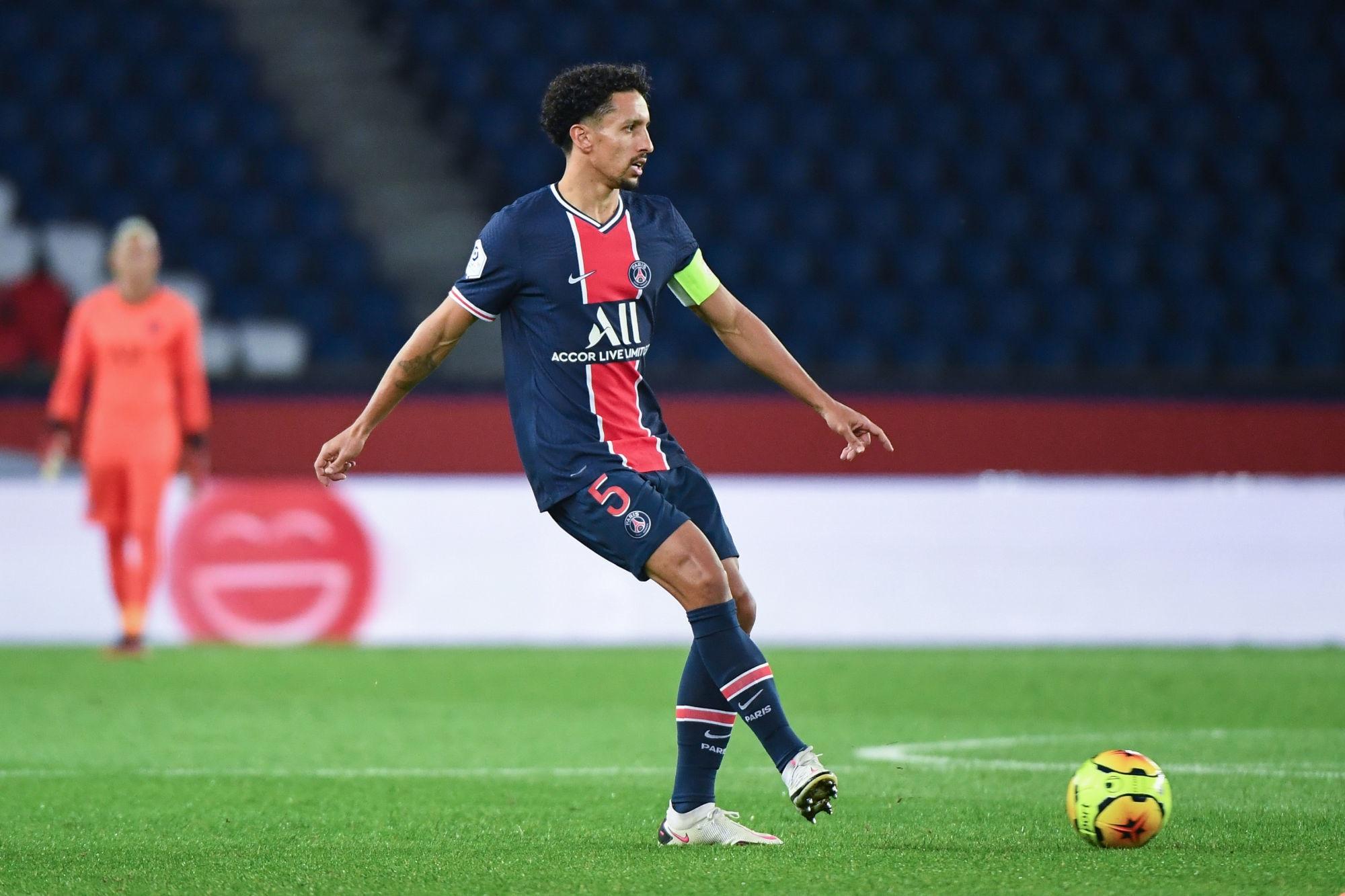 PSG/Leipzig - Marquinhos évoque Neymar, son rôle, la préparation et l'ambition parisienne