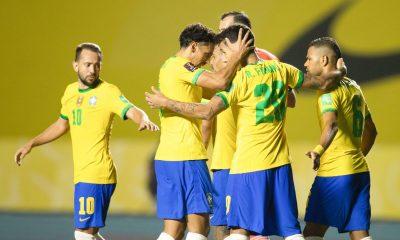 Uruguay/Brésil - Marquinhos joue toute la rencontre, les Brésiliens s'imposent