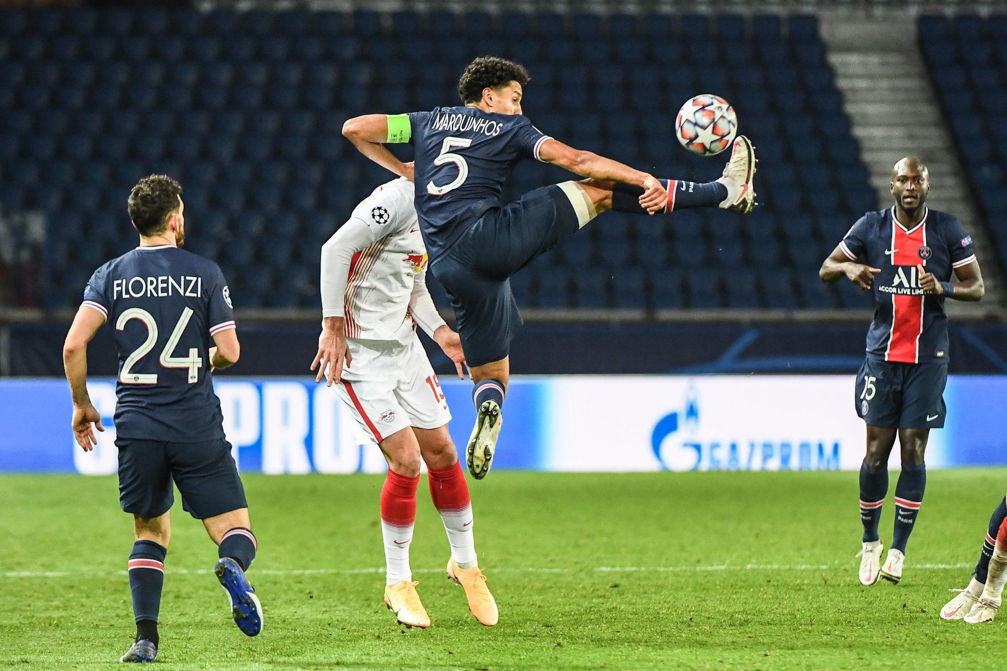 PSG/Leipzig - Marquinhos souligne la victoire et défend son équipe face aux critiques