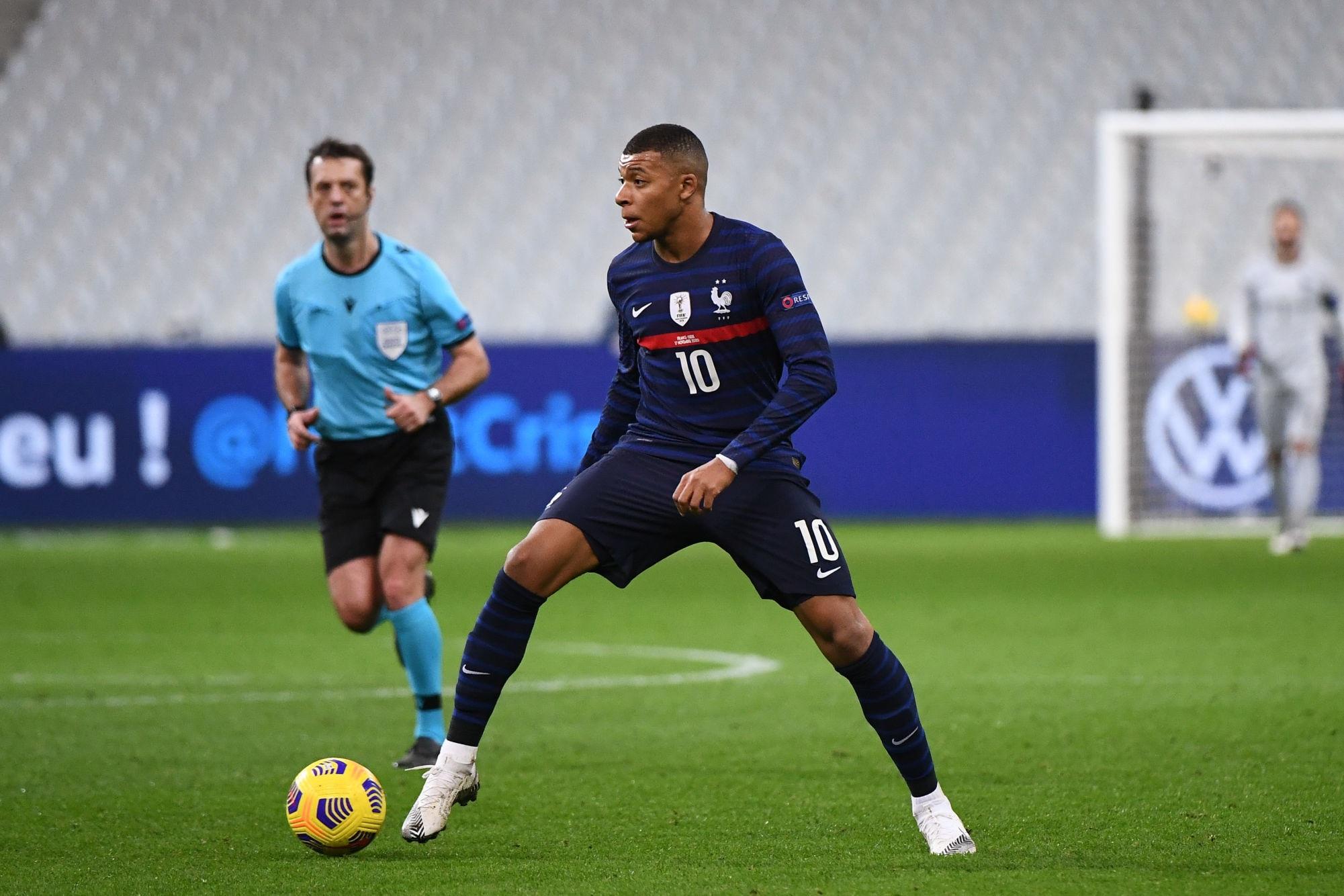 France/Suède - Kimpembe correct, retour réussi pour Mbappé