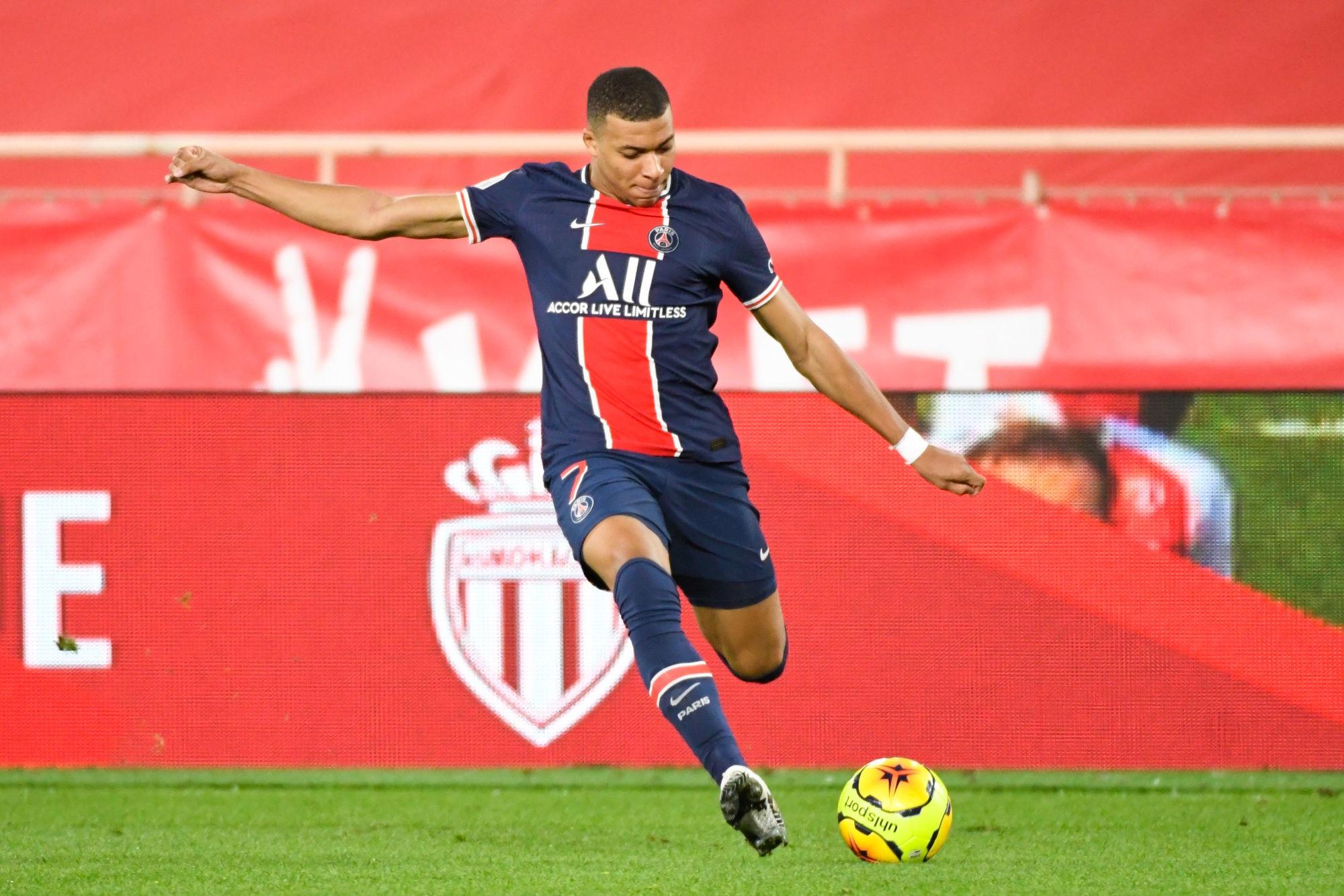 """Monaco/PSG - Mbappé """"On va se servir de ce match pour revenir à la maison et gagner"""""""