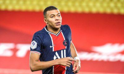 Mbappé est dorénavant le 5e meilleur buteur de l'histoire du PSG