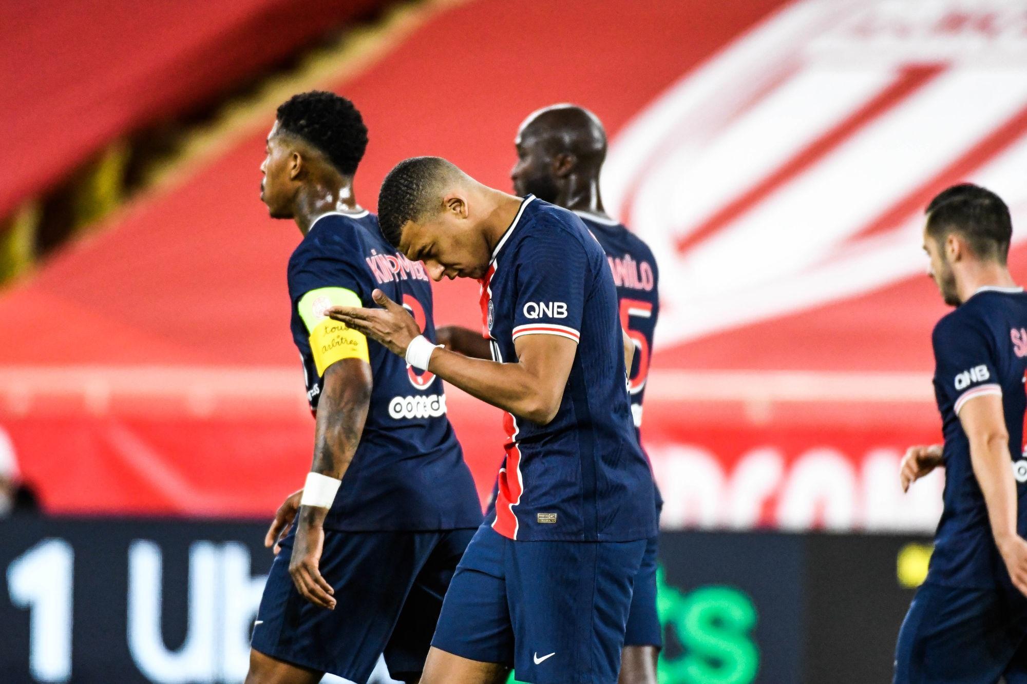Monaco/PSG - Quel joueur a été le meilleur Parisien selon vous ?