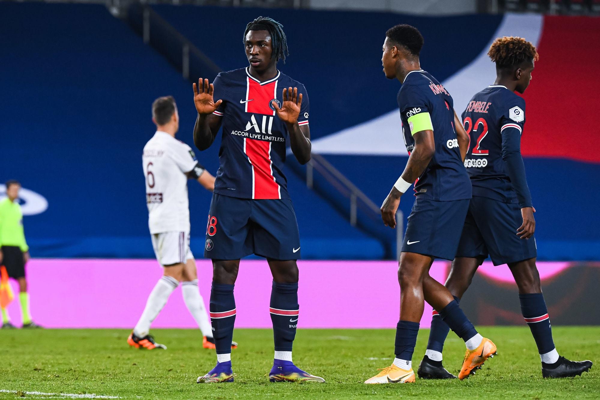 PSG/Bordeaux - Qui a été le meilleur joueur du côté parisien selon vous ?