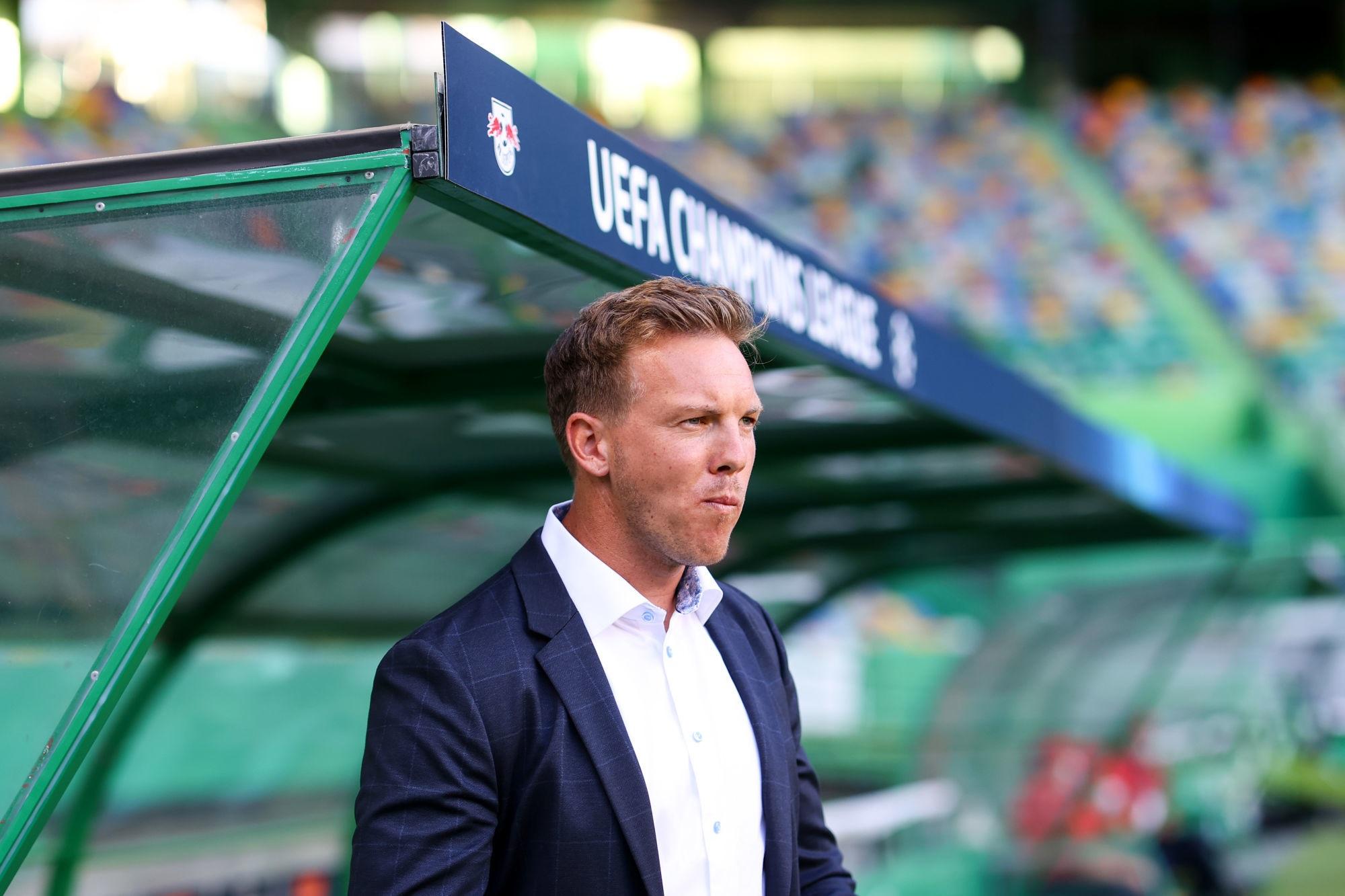 """PSG/Leipzig - Nagelsmann peste contre l'arbitrage """"c'est vraiment triste."""""""