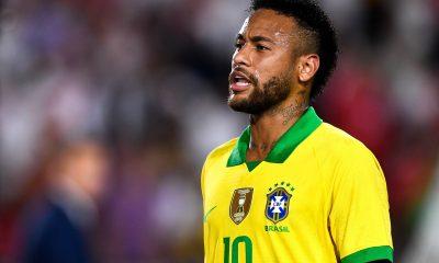 Neymar, le PSG serait mécontent du comportement de la Fédération du Brésil