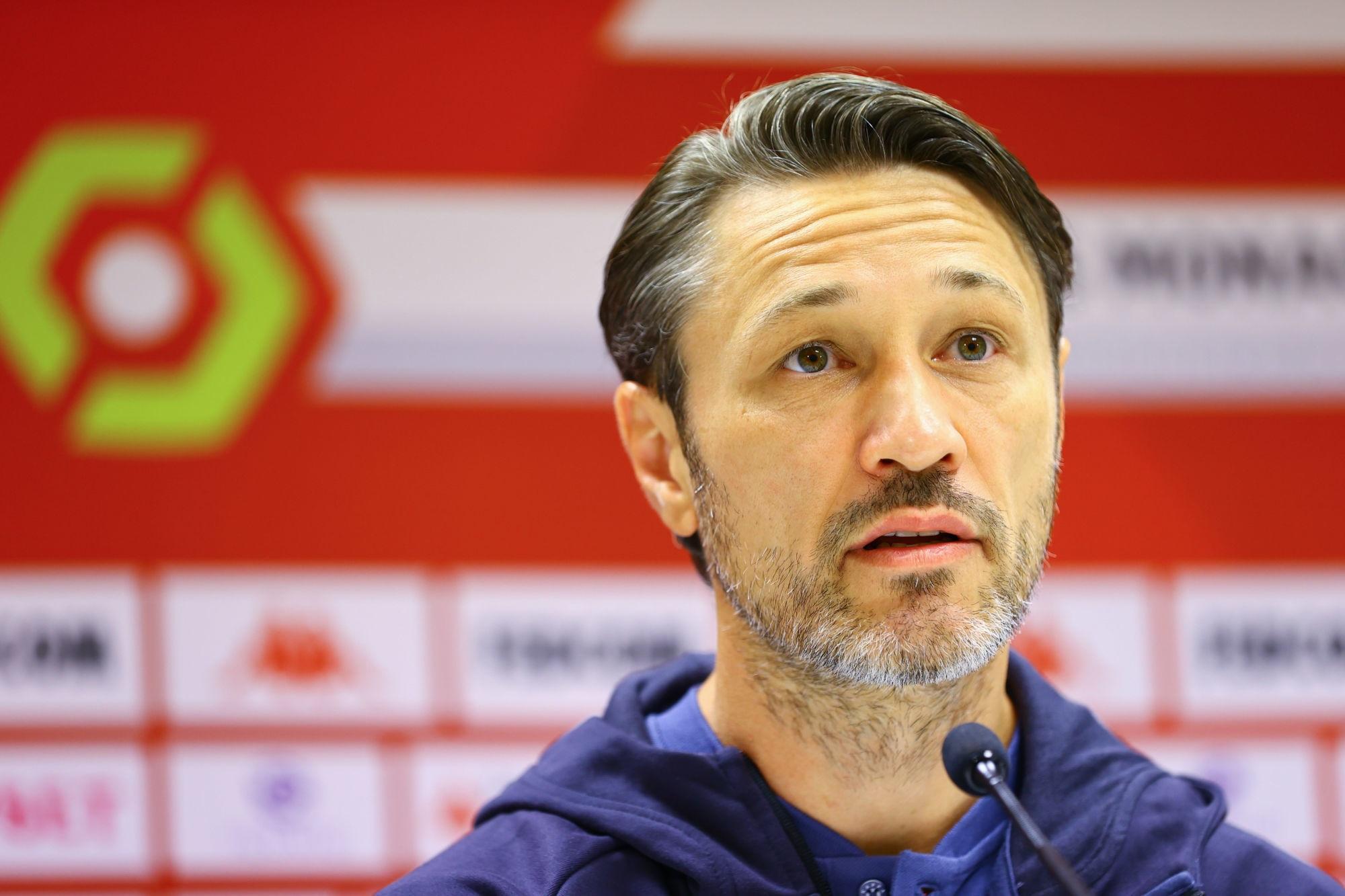 Ligue 1 - Kovac souligne que le PSG est favori pour le titre