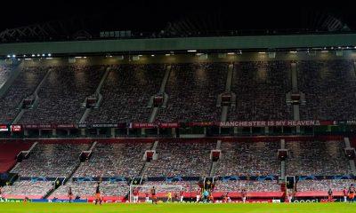 Manchester United/PSG - Old Trafford à huis clos malgré le début de déconfinement