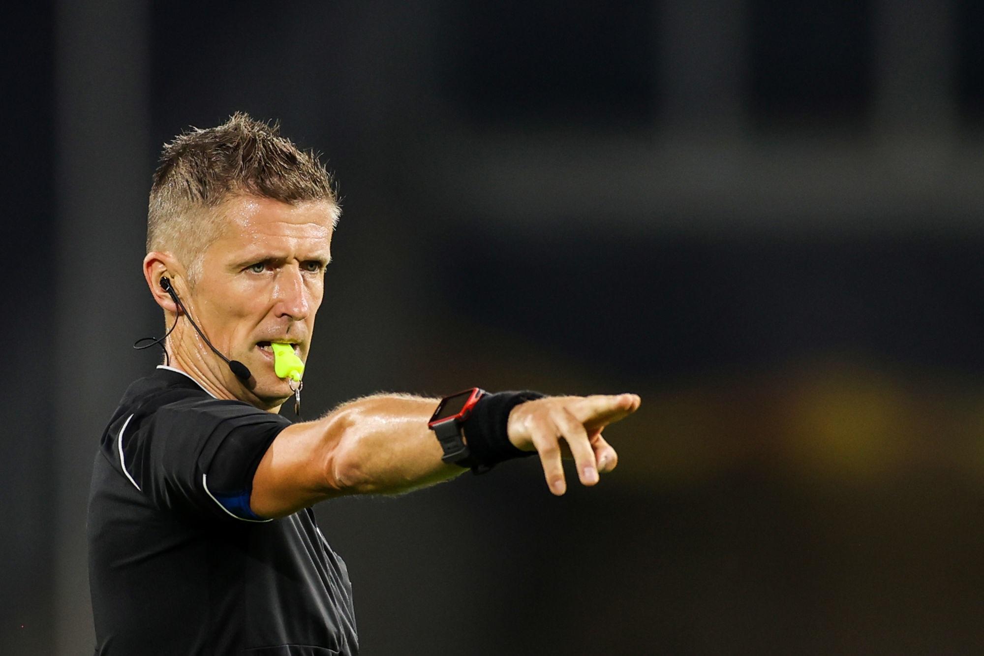 Manchester United/PSG - Orsato arbitre du match, beaucoup de jaunes et des souvenirs