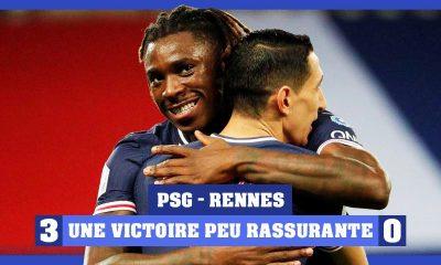 Podcast PSG – Bilan de la victoire contre Rennes : jeu, jeunes et blessures