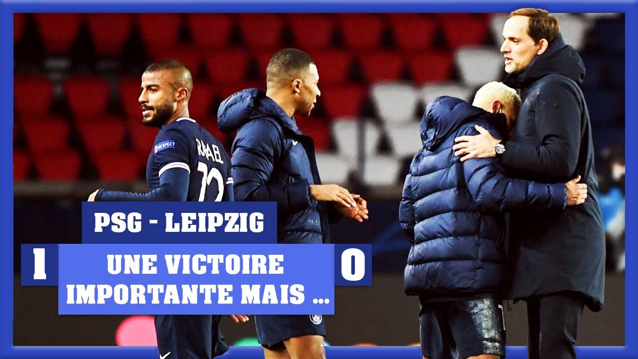 Podcast - PSG/Leipzig, une triste victoire ! Tuchel inquiète