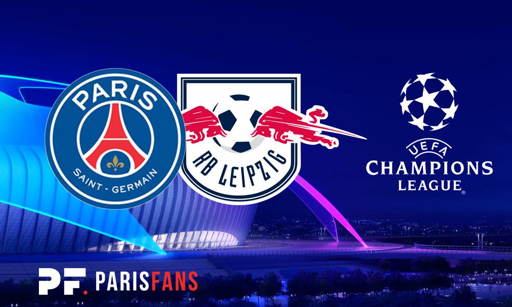PSG/Leipzig - L'équipe parisienne en 4-2-3-1 ou 4-4-2, une défense à 3 aussi travaillée