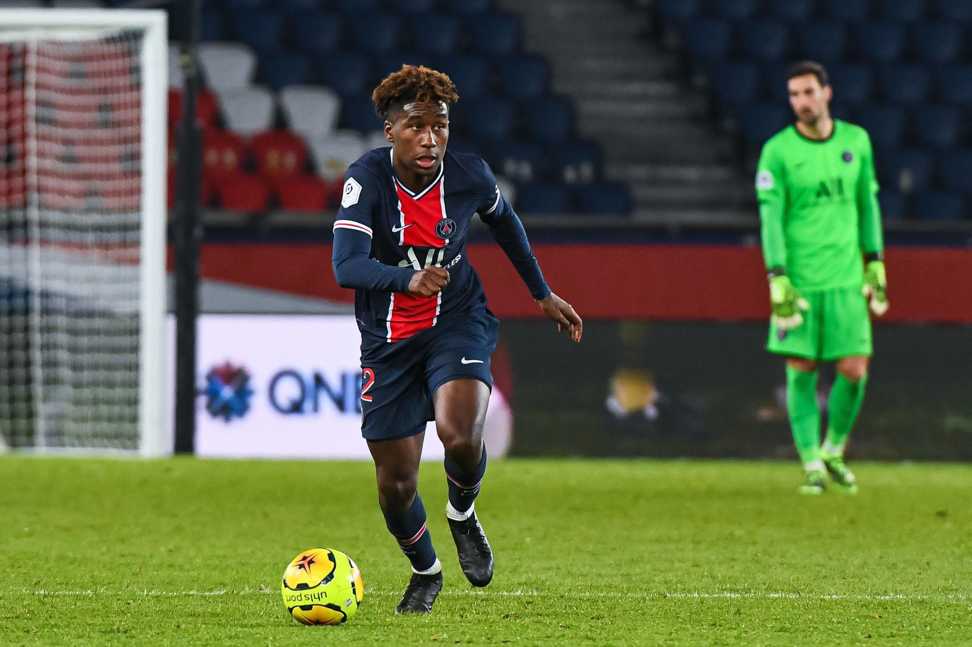 Timothée Pembele a prolongé son contrat au PSG, confirme Le Parisien