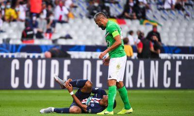 Perrin revient sur la blessure de Mbappé et les commentaires ensuite 