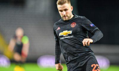 Manchester United/PSG - Luke Shaw annoncé forfait