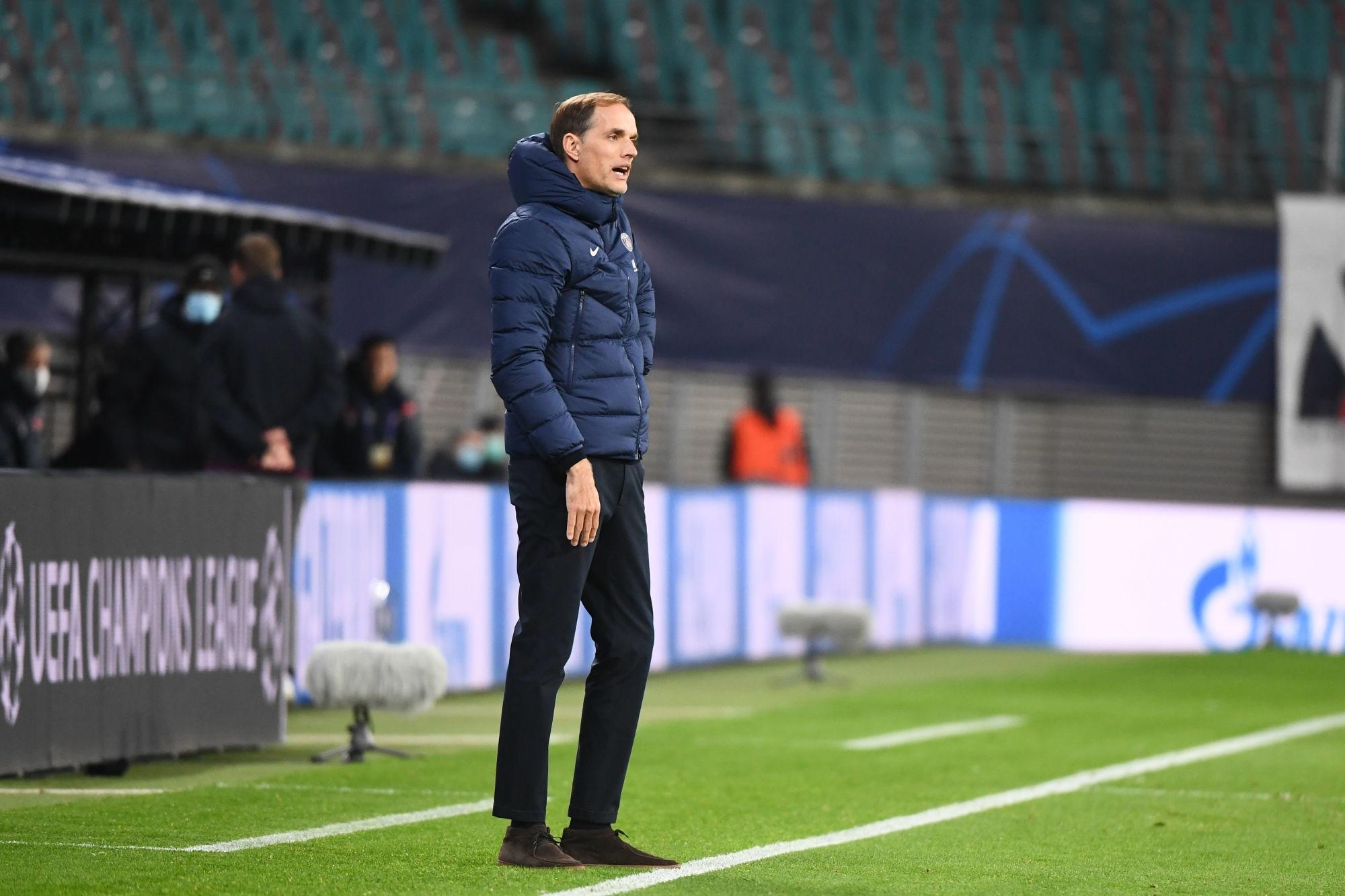 PSG/Leipzig - L'Equipe évoque l'éventuel remplacement de Tuchel en cas de mauvais résultat