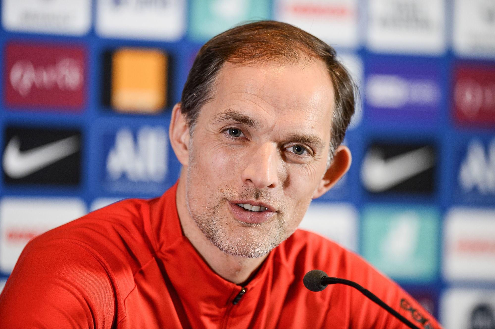 PSG/Leipzig - Suivez la conférence de presse de Tuchel et Marquinhos ce lundi à 14h