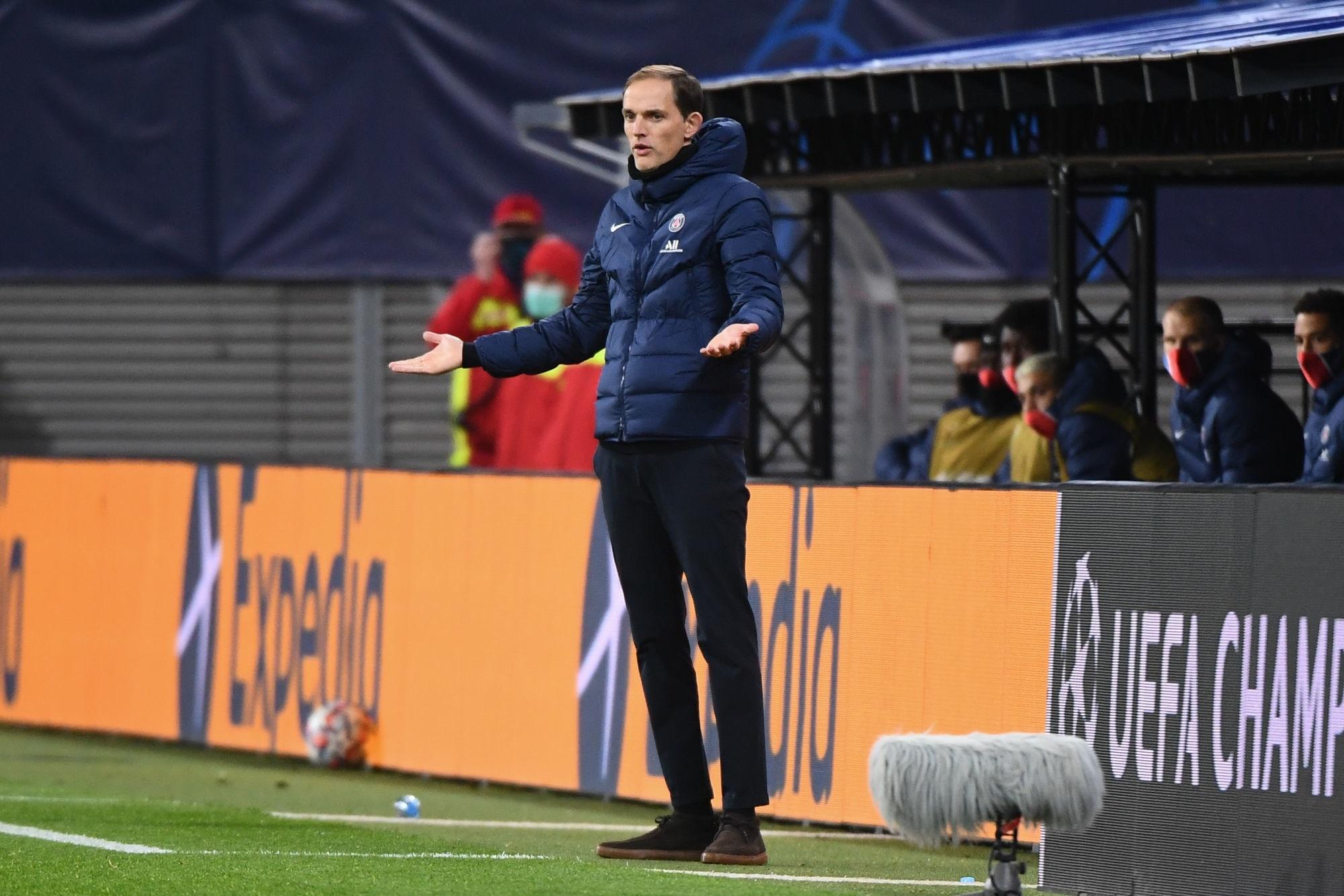 MacHardy demande le départ de Tuchel du PSG après la défaite contre Monaco