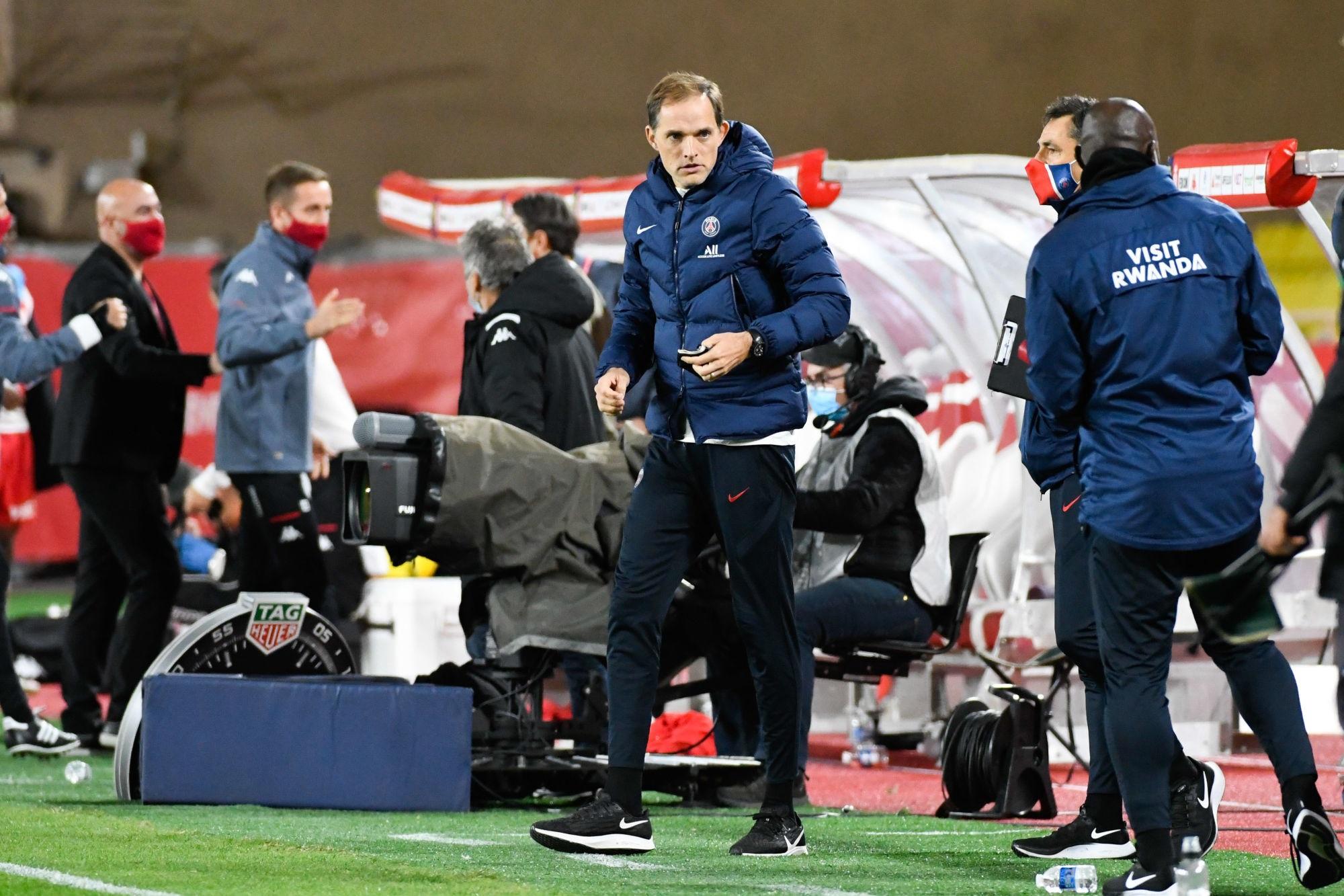 """Monaco/PSG - Tuchel se dit """"plus surpris qu'en colère"""""""