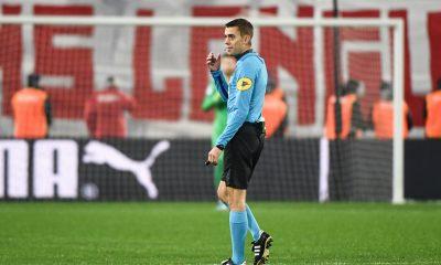 OL/PSG - Turpin arbitre de la rencontre, pas trop de cartons et des penaltys