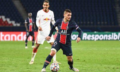 Verratti est maintenant le joueur du PSG ayant joué le plus de matchs en Coupe d'Europe
