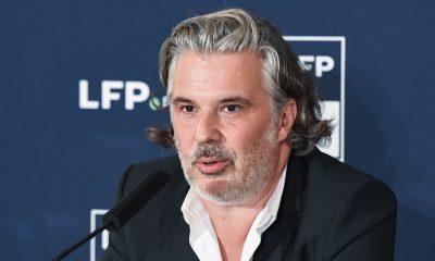 """Labrune veut du changement dans le football français et évoque le """"nombre de clubs"""""""