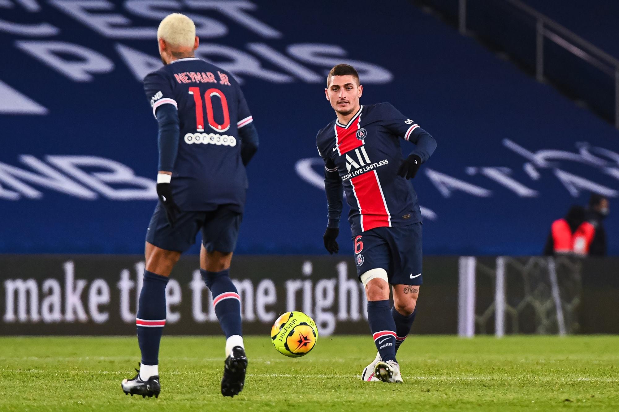 PSG/Bordeaux - Verratti élu meilleur joueur parisien par les supporters