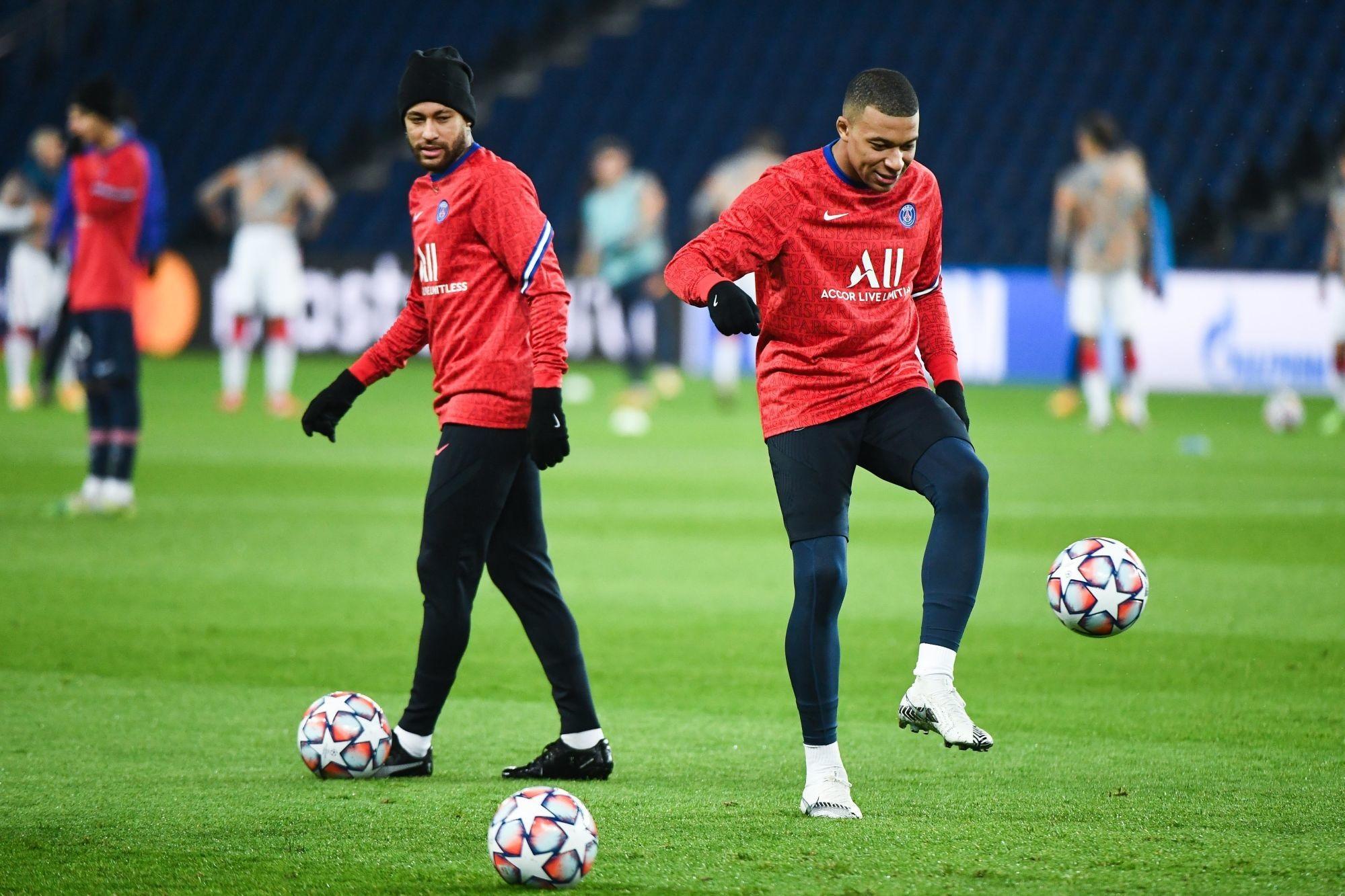 PSG/Bordeaux - Retrouvez des extraits du dernier entraînement des Parisiens