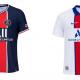 Le PSG a dévoilé 2 maillots spéciaux en édition limitée pour ses 50 ans