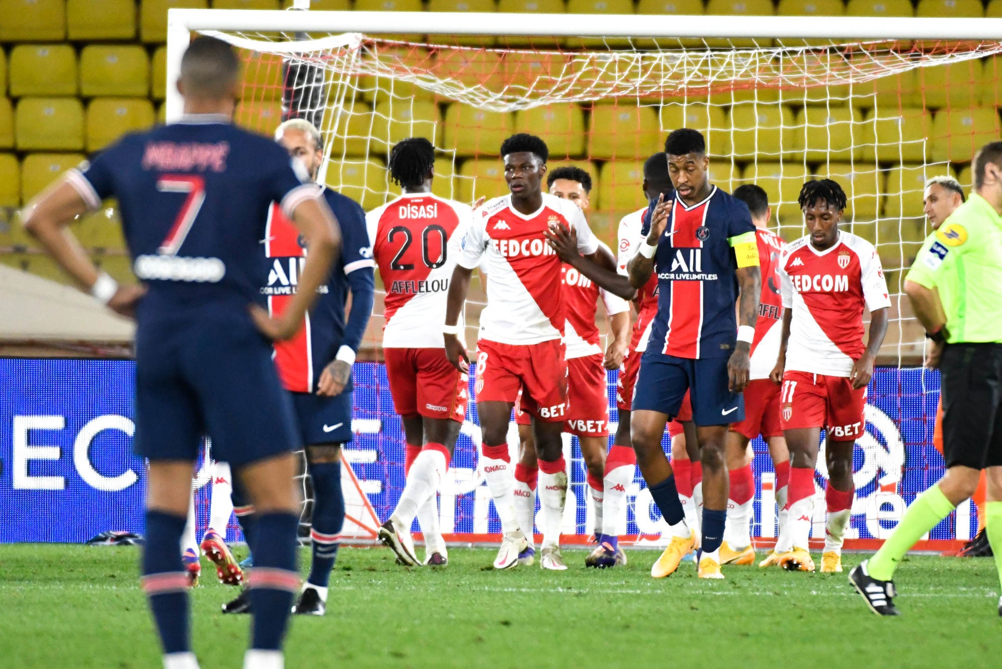 Monaco/PSG - Les notes des Parisiens dans la presse : peu de joueurs ont la moyenne