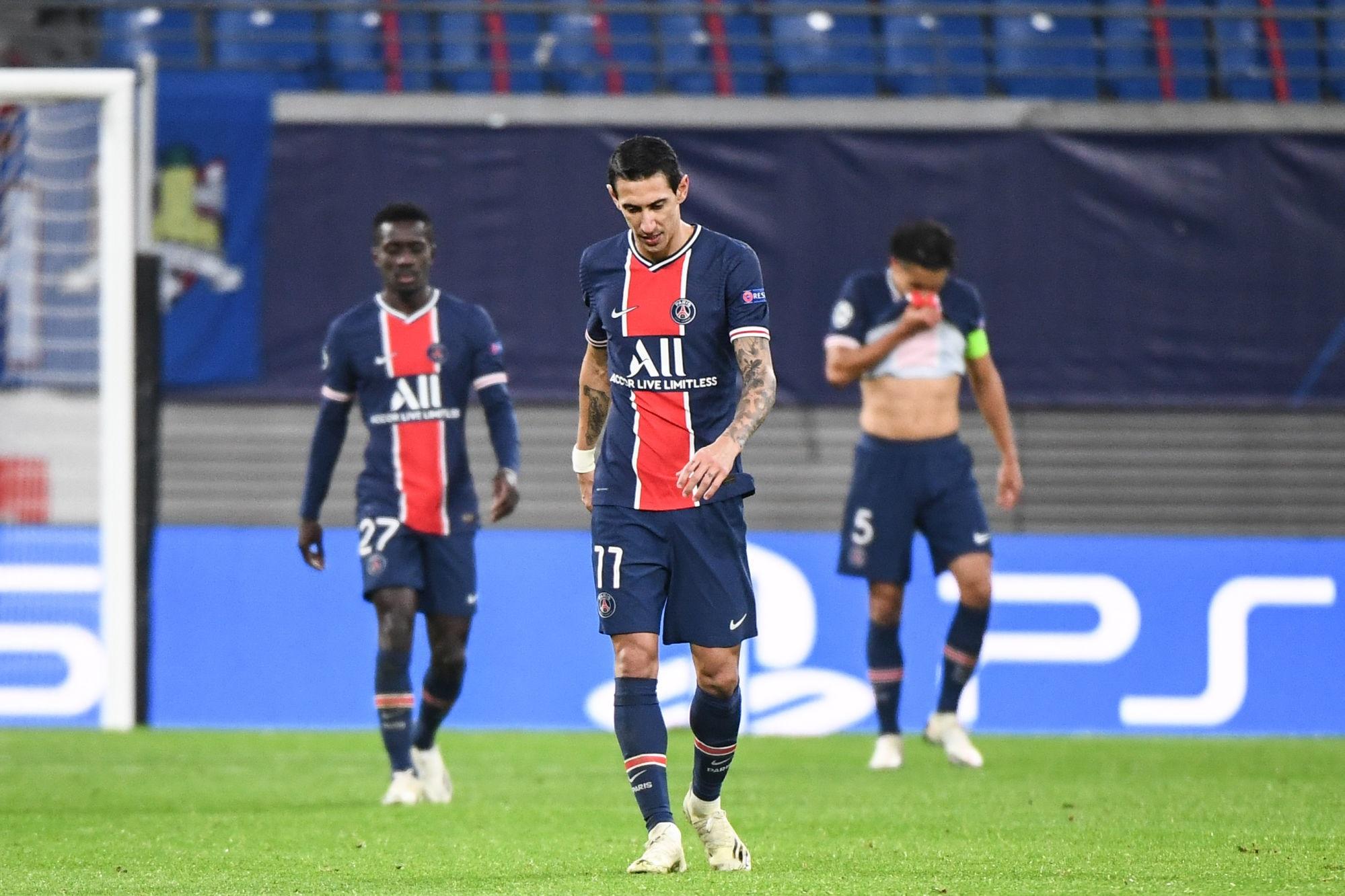Leipzig/PSG - Les notes des Parisiens dans la presse : presque tous les joueurs ont déçu