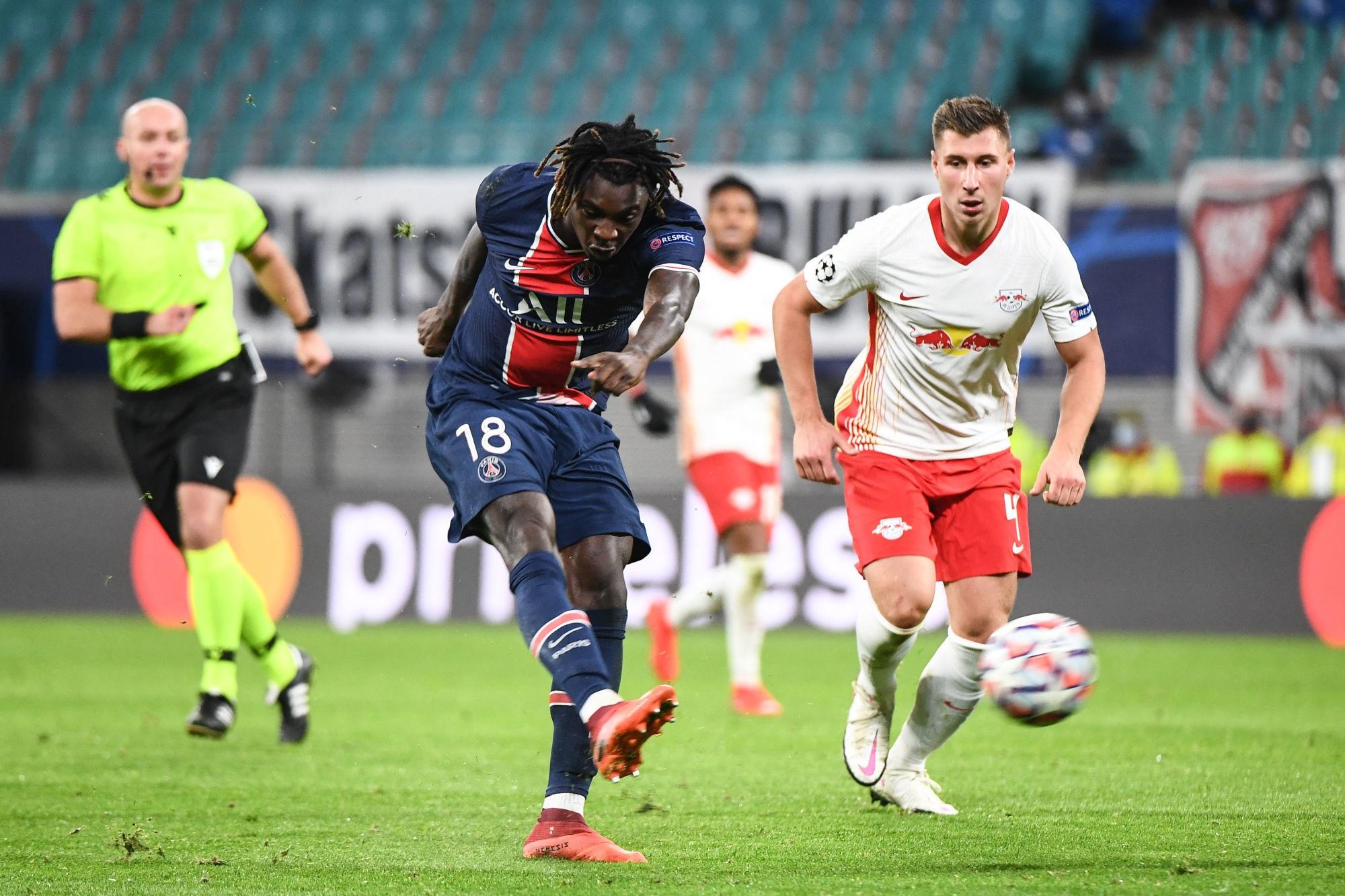 Résumé Leipzig/PSG (2-1) - La vidéo des buts et temps forts du match