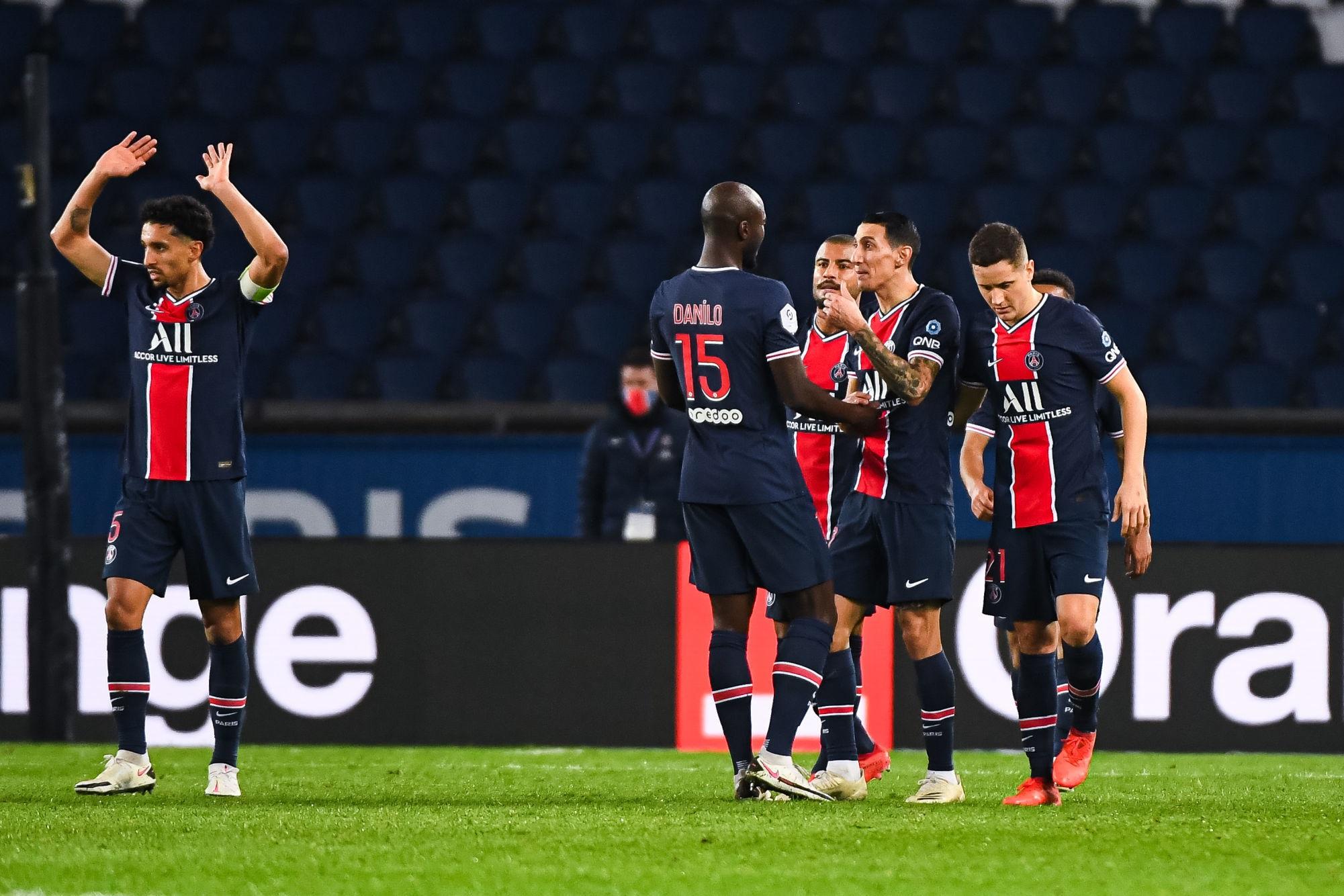 Revivez la victoire du PSG contre le Stade Rennais au plus près des joueurs parisiens