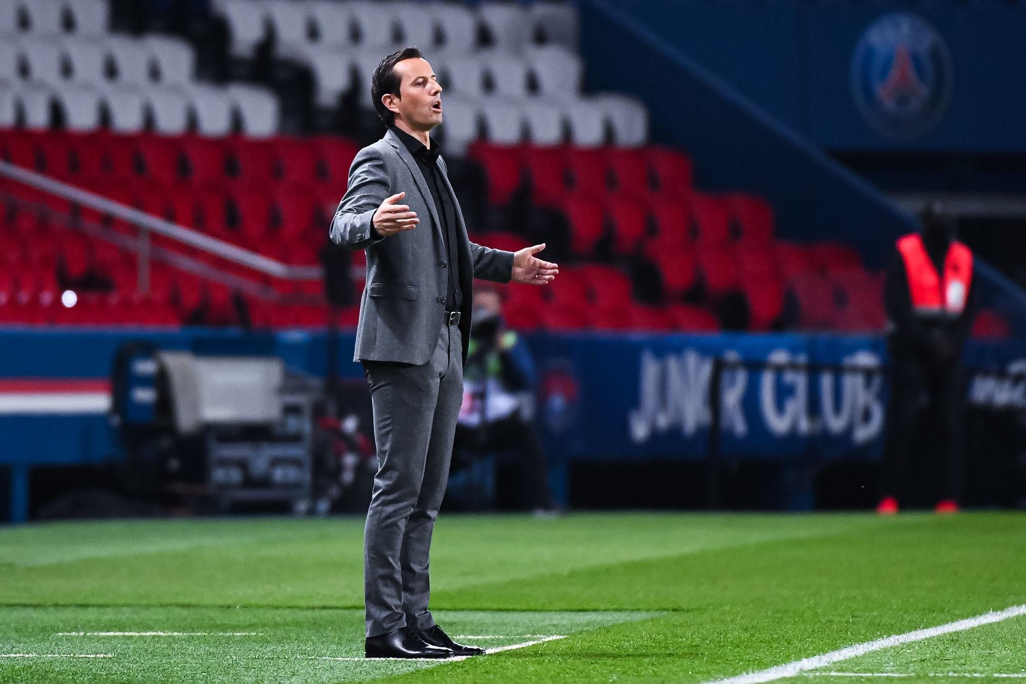 """PSG/Rennes - Stéphan a vu """"plus de réalisme, d'efficacité, de roublardise"""" du côté parisien"""