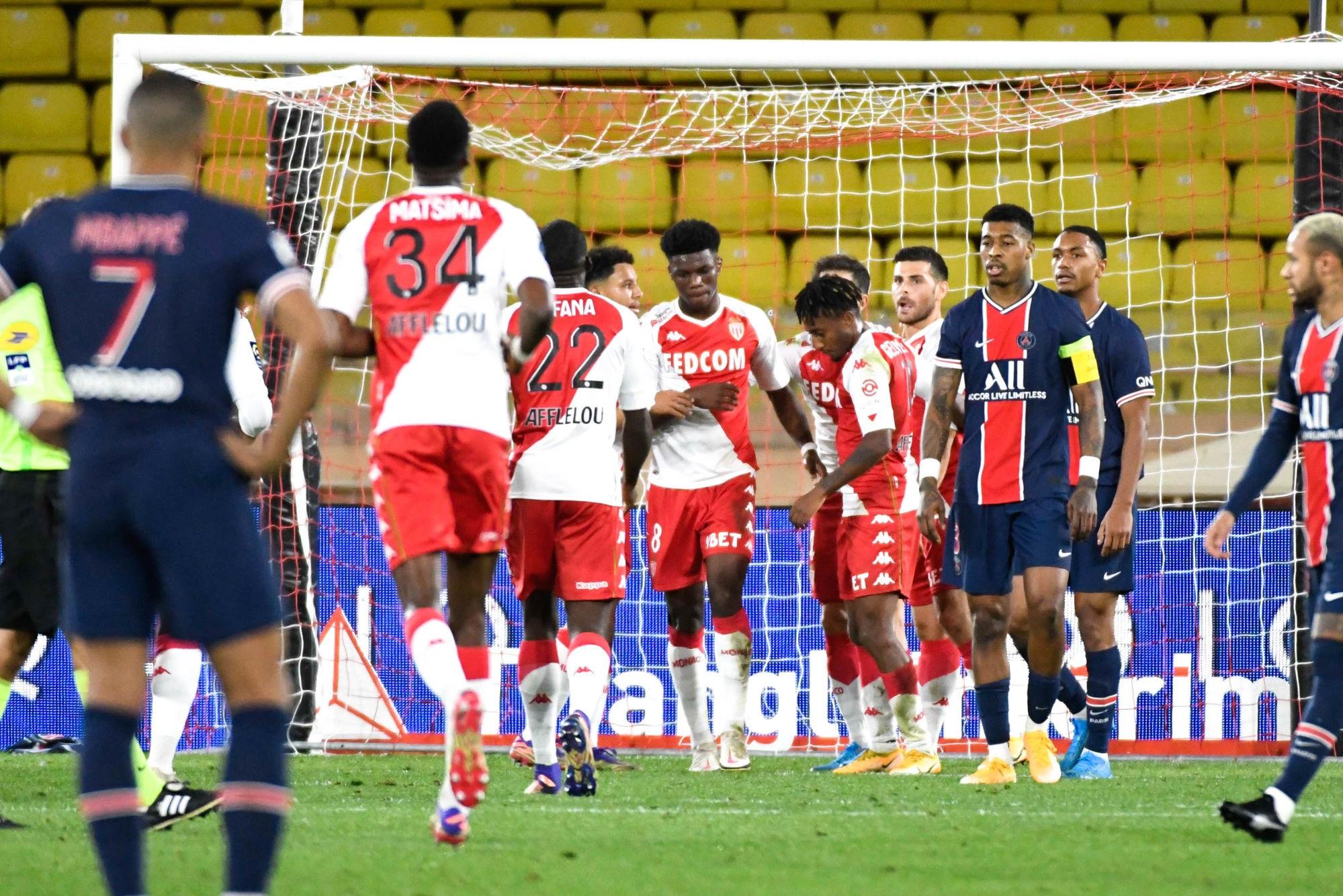 Monaco/PSG - Les tops et flops du nouveau loupé parisien