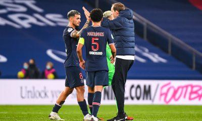 Les images du PSG ce dimanche: Retour sur la victoire face à Rennes et Repos