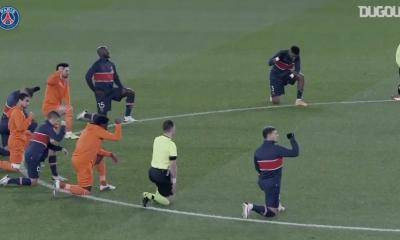 """Webo remercie """"les joueurs du PSG, le club"""" pour leur solidarité"""