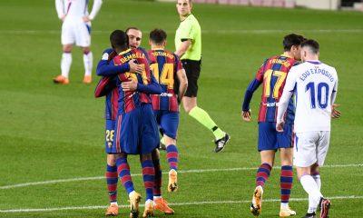 LDC - Sans Messi, le Barça concède le nul face à Eibar