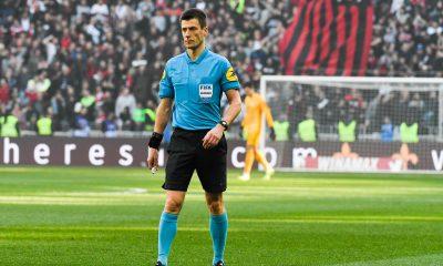 OM/PSG - Bastien arbitre du match, attentions aux cartons !